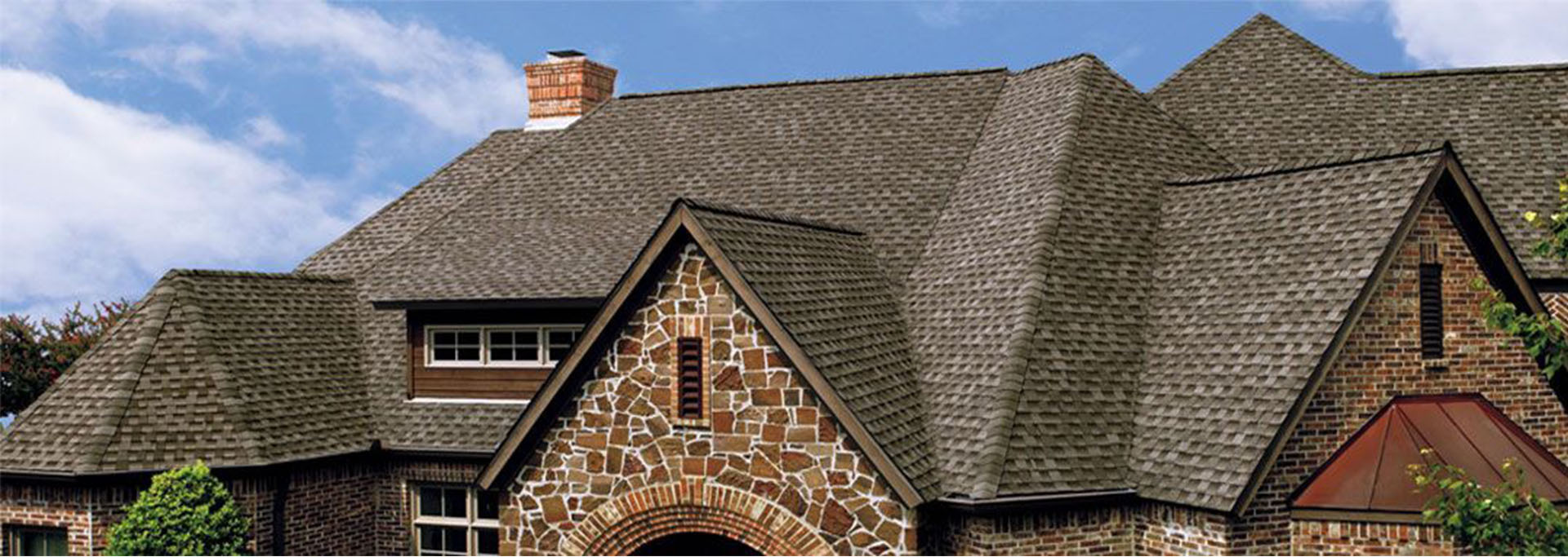 Roofing Company, Deck Builder and Gutter Company